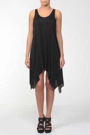 Платье L.G.B.. Цвет: черный