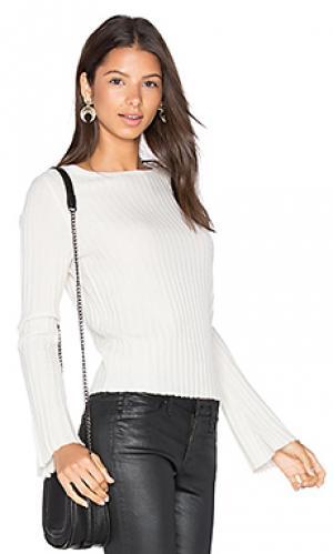 Свитер с рукавами-колокол eugenie 360 Sweater. Цвет: ivory