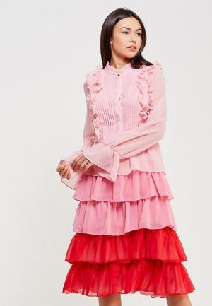 Платье Sister Jane. Цвет: розовый