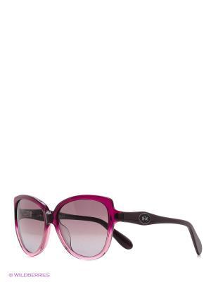Очки солнцезащитные LM 503 03 La Martina. Цвет: фиолетовый