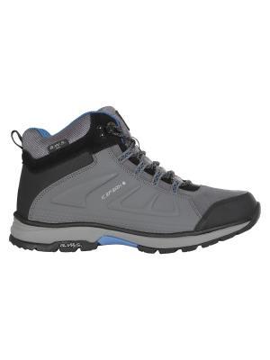 Ботинки Icepeak. Цвет: светло-серый