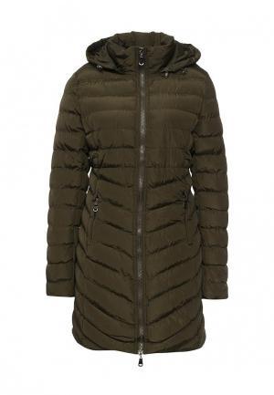 Куртка утепленная Adrixx. Цвет: хаки