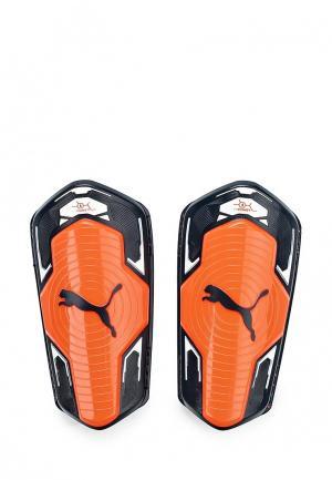 Щитки Puma. Цвет: оранжевый