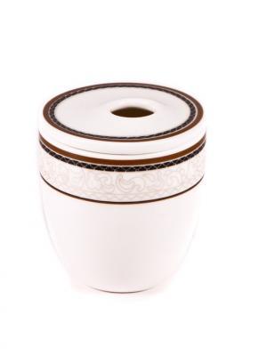 Баночка под приправу 0.10 л. Кассие Royal Porcelain. Цвет: белый
