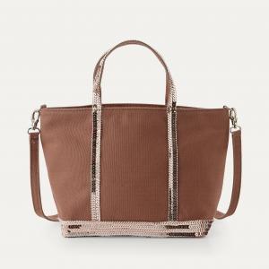 Сумка Mini эксклюзивно от Brand boutique ATHE VANESSA BRUNO. Цвет: ореховый