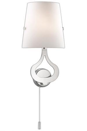 Светильник с выключателем ODEON LIGHT. Цвет: хром