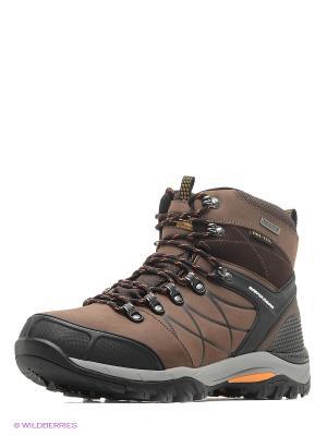 Спортивные ботинки Earth Gear. Цвет: коричневый