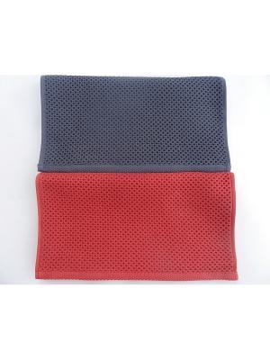 Полотенца кухонные, 2 шт A and C Collection. Цвет: красный, черный