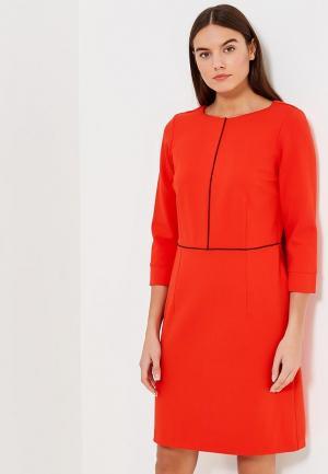 Платье s.Oliver. Цвет: красный