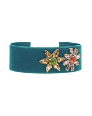 Ожерелье CA&LOU. Цвет: цвет морской волны