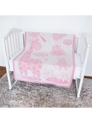 Одеяло СПОКИ НОКИ. Цвет: розовый