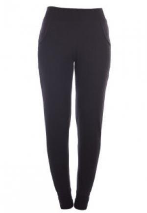 Спортивные брюки WET PAINT. Цвет: черный
