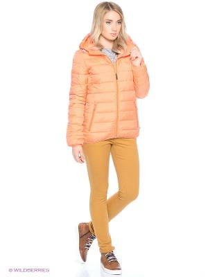 Куртка ROXY. Цвет: оранжевый
