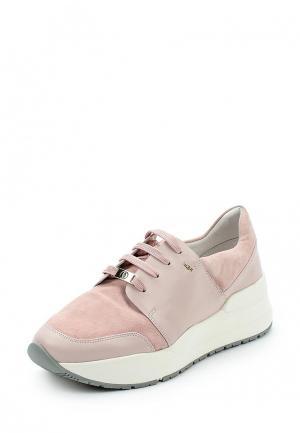 Кроссовки Antonio Biaggi. Цвет: розовый