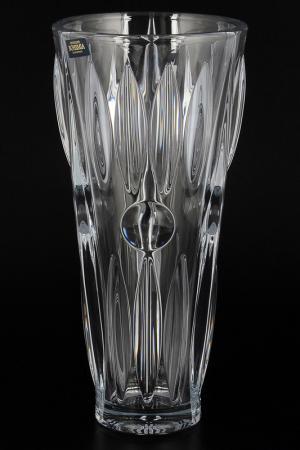 Ваза 28 см Crystalite Bohemia. Цвет: прозрачный