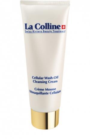 Очищающая пенка для умывания La Colline. Цвет: бесцветный