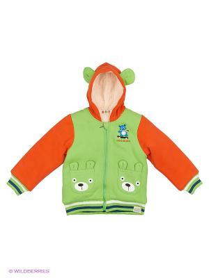 Куртка Kidly. Цвет: зеленый