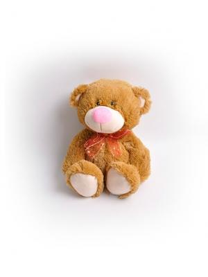 Мягкая игрушка Медвежонок Ник Malvina. Цвет: бежевый