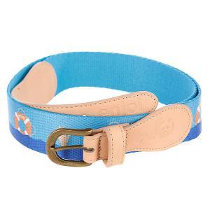 Ремень  Sink Or Swim Belt Blue Enjoi. Цвет: голубой