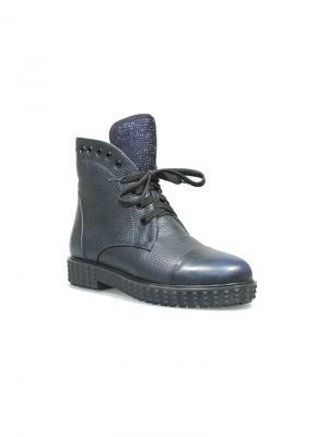 Ботинки Avenir PREMIUM. Цвет: синий, черный