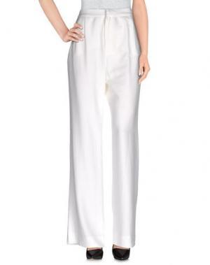 Повседневные брюки SITA MURT/. Цвет: белый