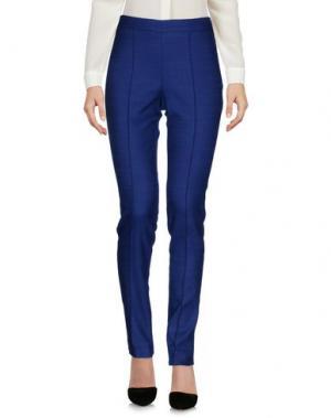 Повседневные брюки NATAN. Цвет: синий