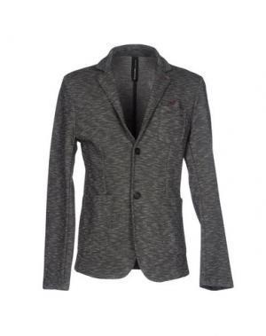 Пиджак X-CAPE. Цвет: свинцово-серый