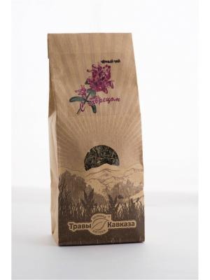 Чай черный с чабрецом Травы Кавказа. Цвет: бежевый