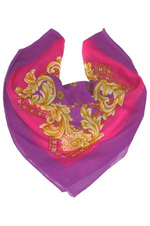 Платок Nanni. Цвет: фиолетовый, мультицвет