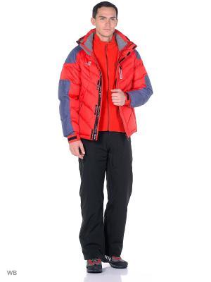 Куртка Think Pace. Цвет: красный