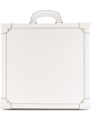 Чемодан для хранения солнцезащитные очков Family Affair. Цвет: белый