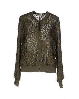 Куртка GOLD HAWK. Цвет: зеленый-милитари