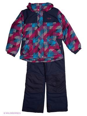 Комплект одежды Gusti. Цвет: бирюзовый