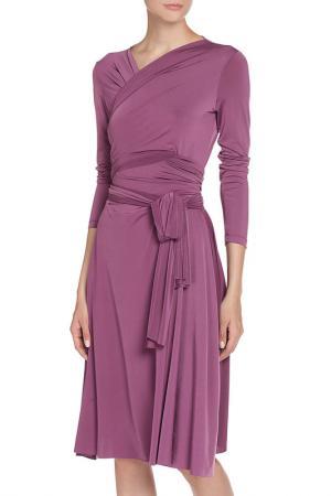 Платье-трансформер Von Vonni. Цвет: сиреневый