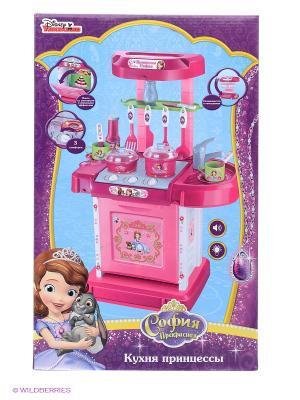 Кухня принцесса София Играем вместе. Цвет: розовый