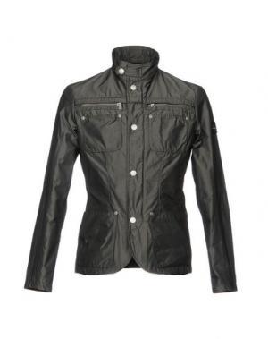 Куртка CANADIENS. Цвет: свинцово-серый