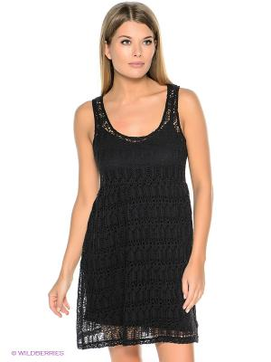 Платье VANS. Цвет: черный