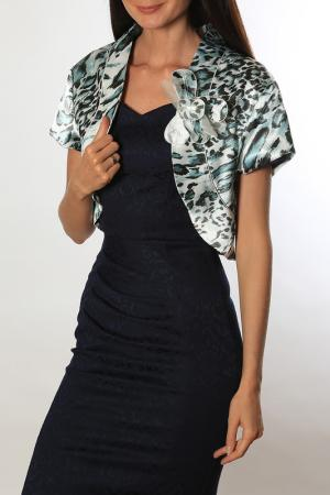Жакет GOLD. Цвет: leopard
