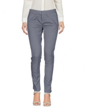 Повседневные брюки SUN 68. Цвет: серый