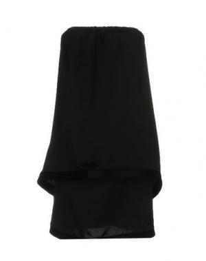 Короткое платье ALICE. Цвет: черный