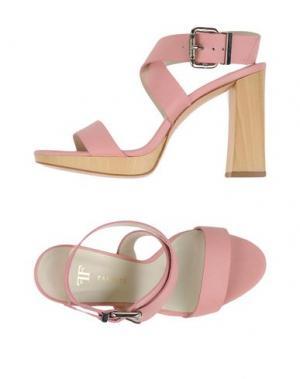 Сандалии FARRUTX. Цвет: розовый