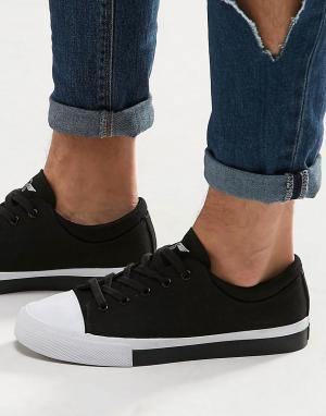 Creative Recreation Холщовые кроссовки Forlano. Цвет: черный