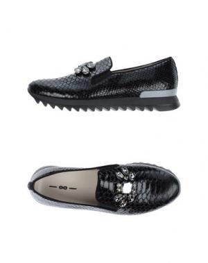 Низкие кеды и кроссовки 181 by ALBERTO GOZZI. Цвет: черный