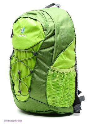 Рюкзак Deuter. Цвет: светло-зеленый