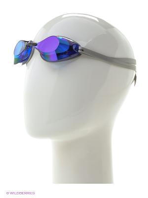 Стартовые очки Turbo Racer II Rainbow Mad Wave. Цвет: синий