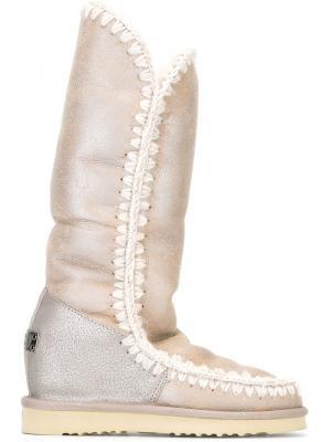 Зимние ботинки Int Eskimo Mou. Цвет: серый