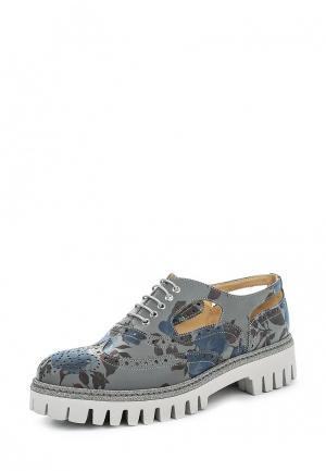 Ботинки Alberto Guardiani. Цвет: мультиколор