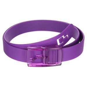 Ремень  Plum C4. Цвет: фиолетовый