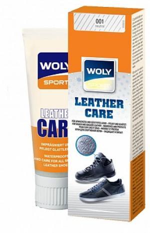 Крем для ухода за обувью из гладкой кожи  Sport, бесцветный Woly