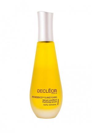 Очищающая ароматическая эссенция 15 мл. Decleor. Цвет: желтый